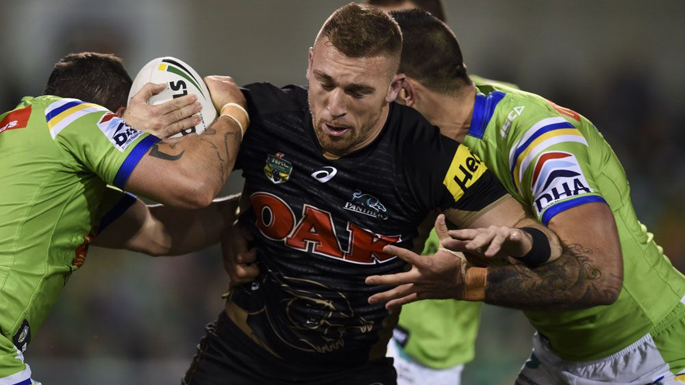Penrith are expecting big things from Bryce Cartwright. (AAP)