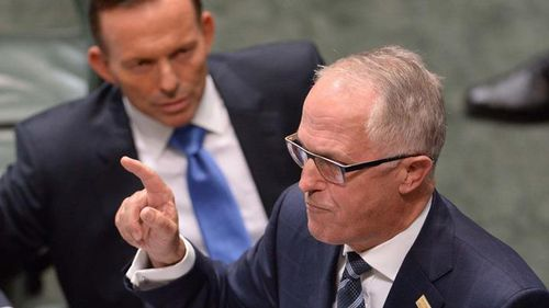 Do you want Malcolm Turnbull to take over the Prime Minister (Question)