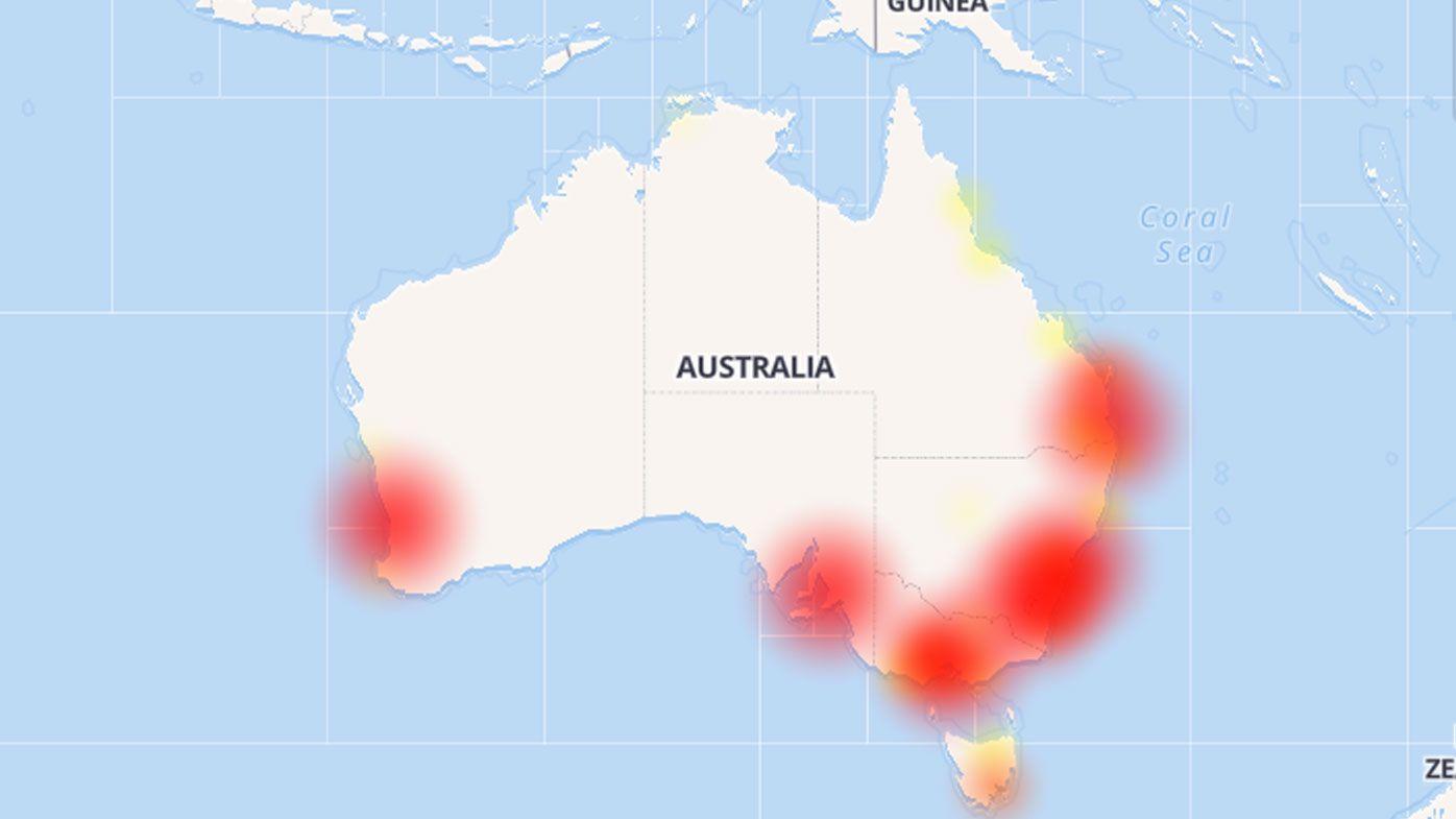 Telstra mobile network down again across Australia