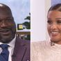 Shaquille O'Neal leaves TV host red-faced after flirty exchange