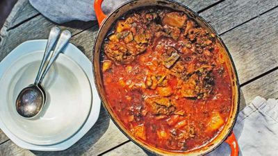 9. Beef stew