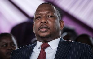 Kenya governor under fire after putting Hennessy bottles in coronavirus care packages