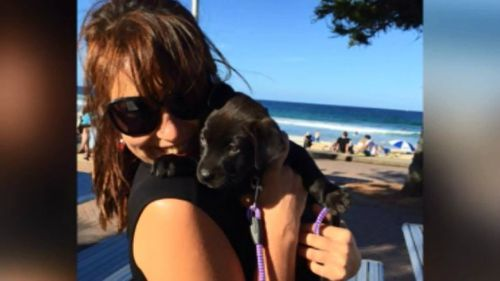 Missing woman Daniela D'Addario. (9NEWS)
