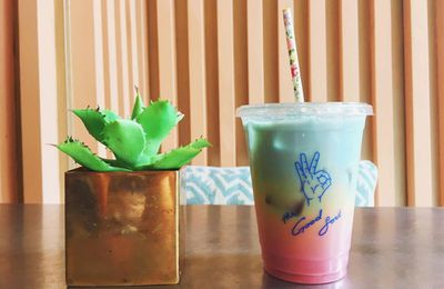 NYC eatery invents healthier, smugger version of unicorn frappuccino