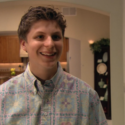 Michael Cera as George Michael Bluth: Then