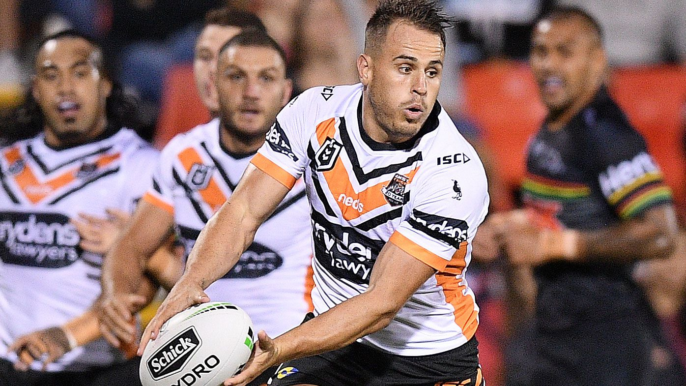 Michael Maguire tips Josh Reynolds for top Tigers No.9 in 2020 NRL season