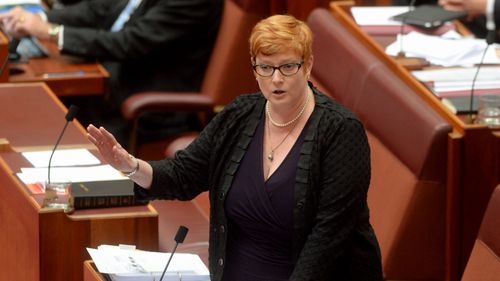 Marise Payne will be Defence Minister. (AAP)