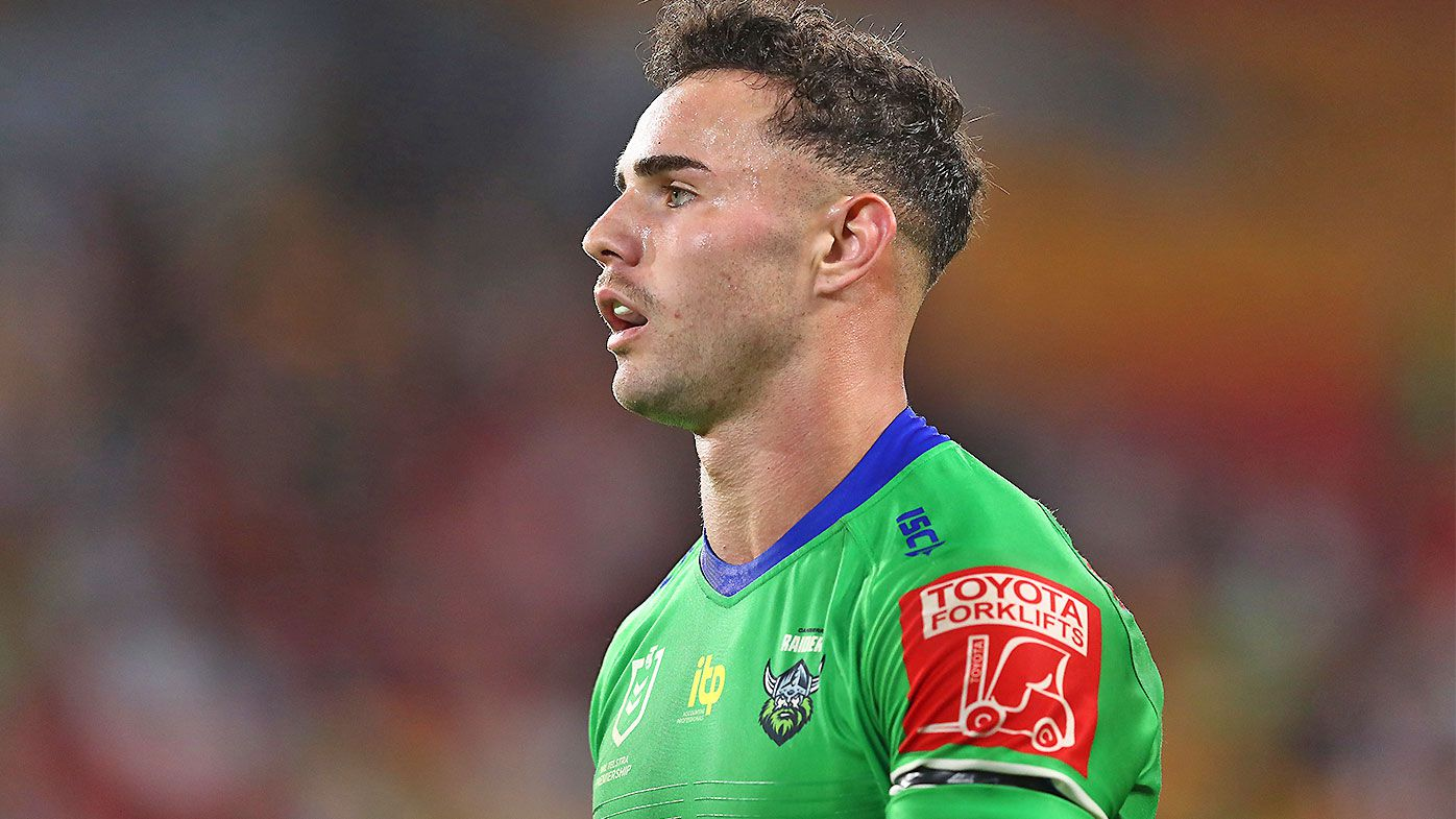 Canberra Raiders blow seventh double-digit lead of the year in crushing loss to Manly Sea Eagles