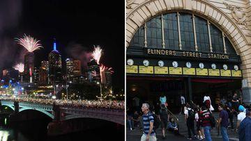 CCTV search to find Melbourne fireworks sex predator