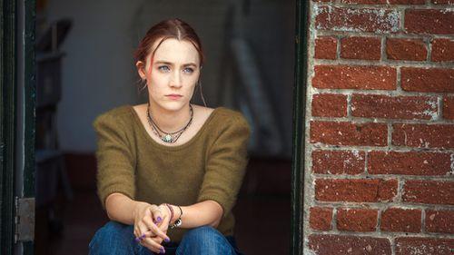 "Saoirse Ronan as Christine ""Lady Bird"" McPherson in comedy-drama ""Lady Bird"". (Scott Rudin Productions)"