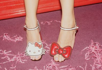 """<p>ASOS has joined forces with the iconic Japanese character Hello Kitty to create a 40-piece clothing and gifting range and we're dying.</p> <p>The collection, available October 26, ranges from street-wear inspired pieces and preppy, classic items to cool, kitsch gifting ideas.<br /> <br /> Teddy fur hoodies, classic shirting and festive jumpers have been given a Hello Kitty makeover just in time for Christmas, alongside super cute phone cases, socks, best friend's jewellery, pyjamas, bags and hosiery. As if that wasn't enough, <a href=""""http://www.asos.com/au/"""" target=""""_blank"""">ASOS</a> and <a href=""""https://www.sanrio.com/"""" target=""""_blank"""">Hello Kitty</a> also created an exclusive, dabbing Hello Kitty logo that can be found throughout the collection.</p> <p>Like we said - dying! And you will be too when you click through our pic album of key pieces.</p>"""