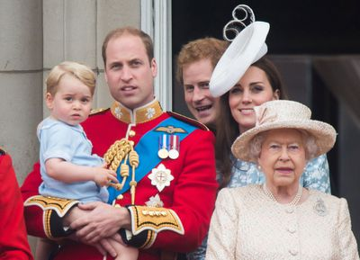 Trooping the Colour, 2015