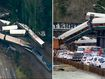 At least six dead in US horror train derailment