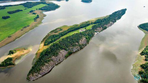 Tiger Woods' Swedish island getaway on the market