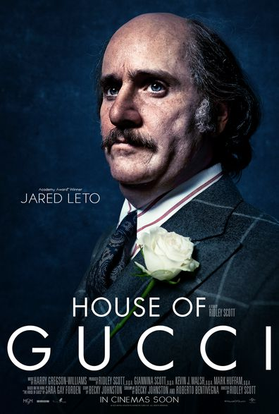 Jared Leto plays Paolo Gucci in House of Gucci.