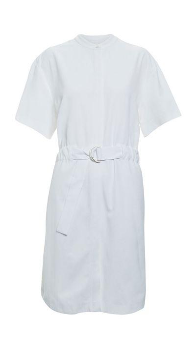 <p>The shirt dress</p>