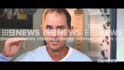 Justin Langer reveals worst sledge he ever copped as a player