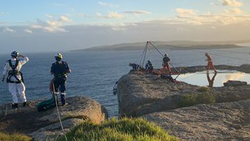 NSW Ambulance responded to reports of rock climbing incident at Beecroft Peninsula NSW