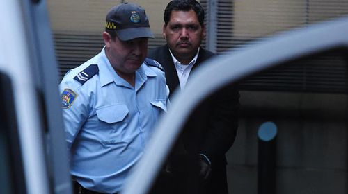 Rozelle convenience store blast accused was $373,000 in debt