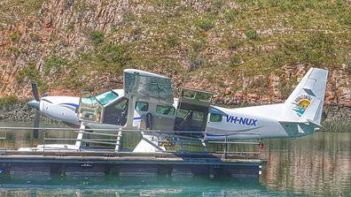 Horizontal Falls seaplane