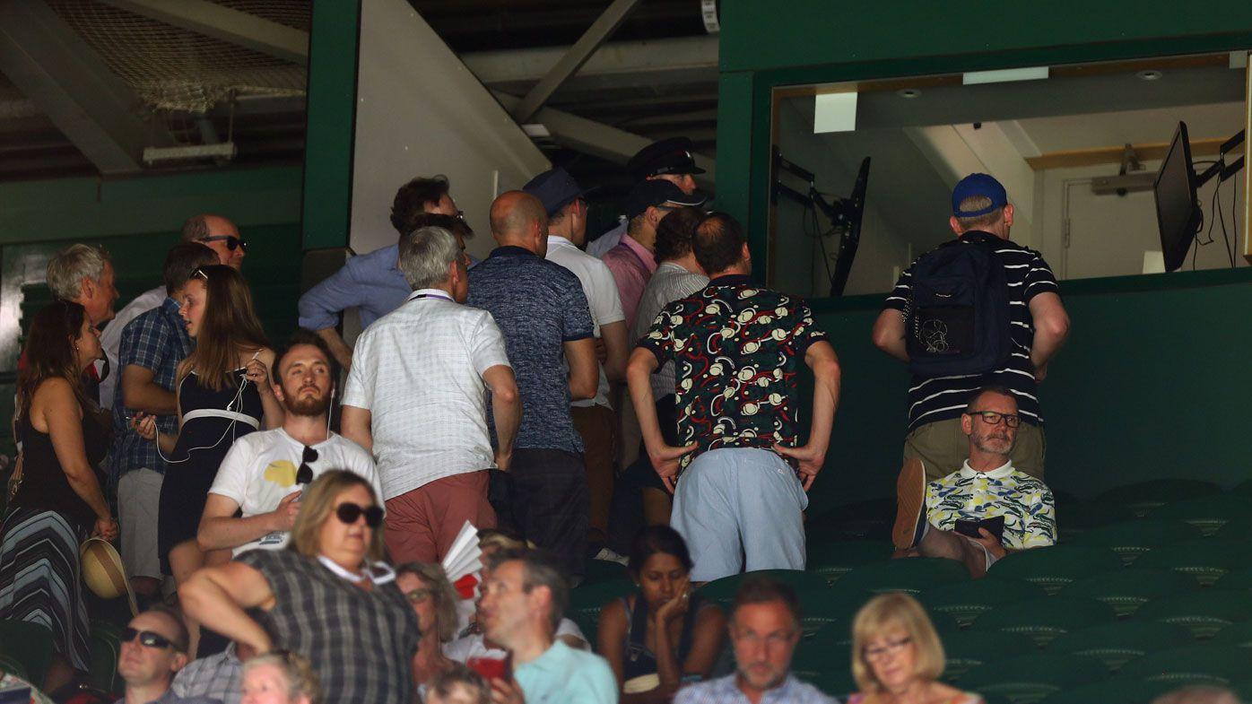 Wimbledon officials maintain their World Cup boycott stance