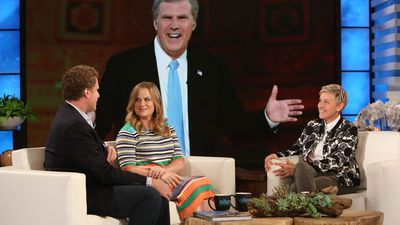 Will Ferrell makes first public appearance since horrific car crash