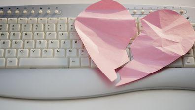Romantics victims Valentine's Day