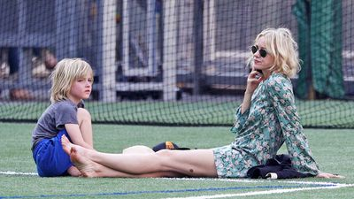 <p>If there's a human being on the planet who can relate to the expression on actress Naomi Watt's face in this picture it's a fellow parent.</p> <p>Yes. We love our little ones more than air itself. We would lay down our lives for them. No hesitation. But heck - how annoying are they? Maybe don't answer that. You know what we're saying ... Kids can drive you a wee bit crazy, especially in the holidays which, while delightful, can also be, well, never-ending.</p> <p>But there's no need to panic. You can enjoy your family break even more with these handy items all of which make up our summer survival guide. And Naomi, if you're reading this, we feel you.</p>