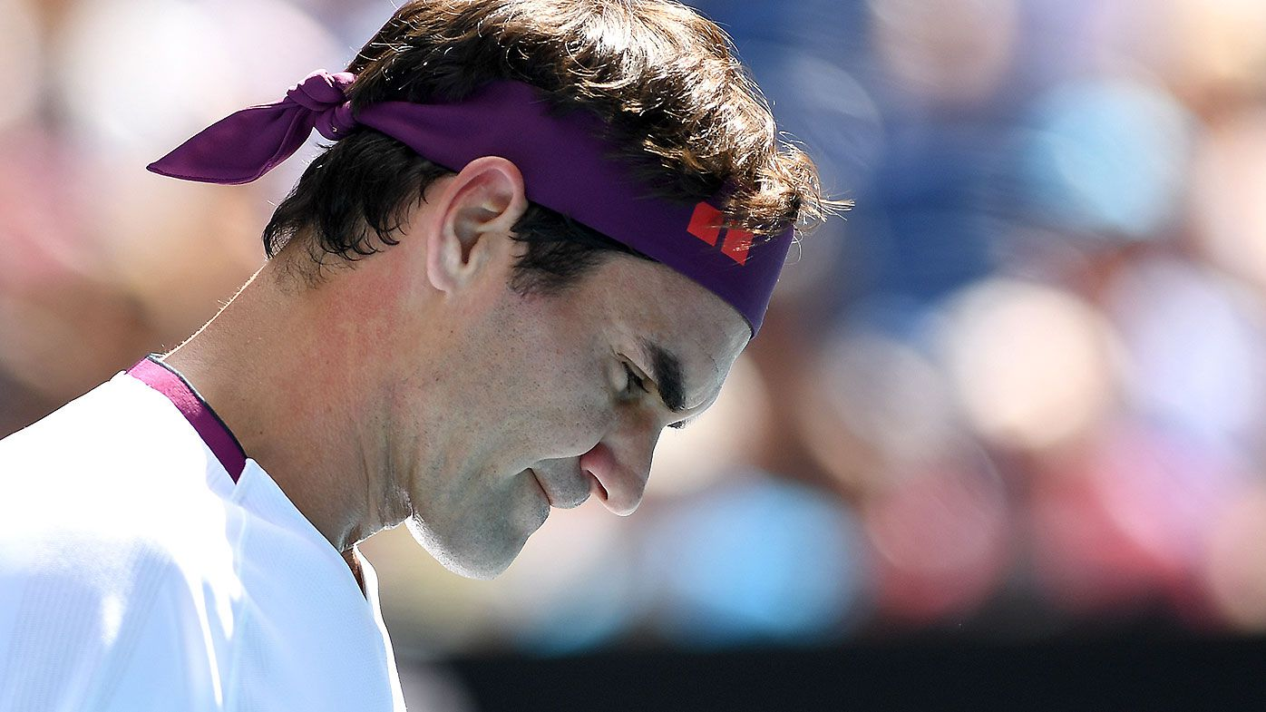 Roger Federer set to miss remainder of 2020 season due to 'setback' following knee surgery