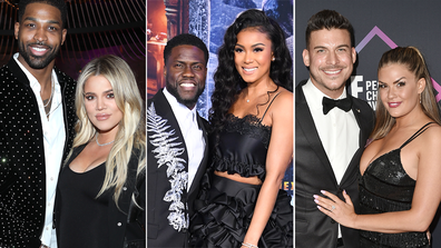 Celebrity couples, stayed together, cheating scandals, Khloé Kardashian and Tristan Thompson