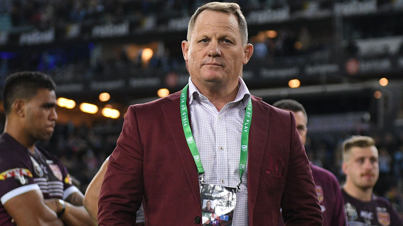 Queensland Maroons coach Kevin Walters responds to NRL rumours