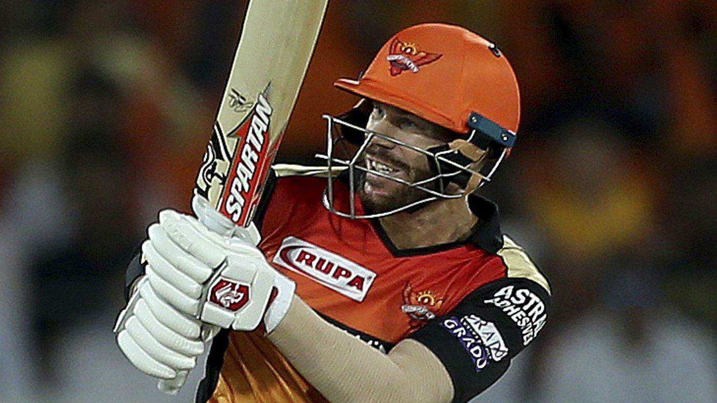 David Warner and Jonny Bairstow star once again in IPL with half-centuries