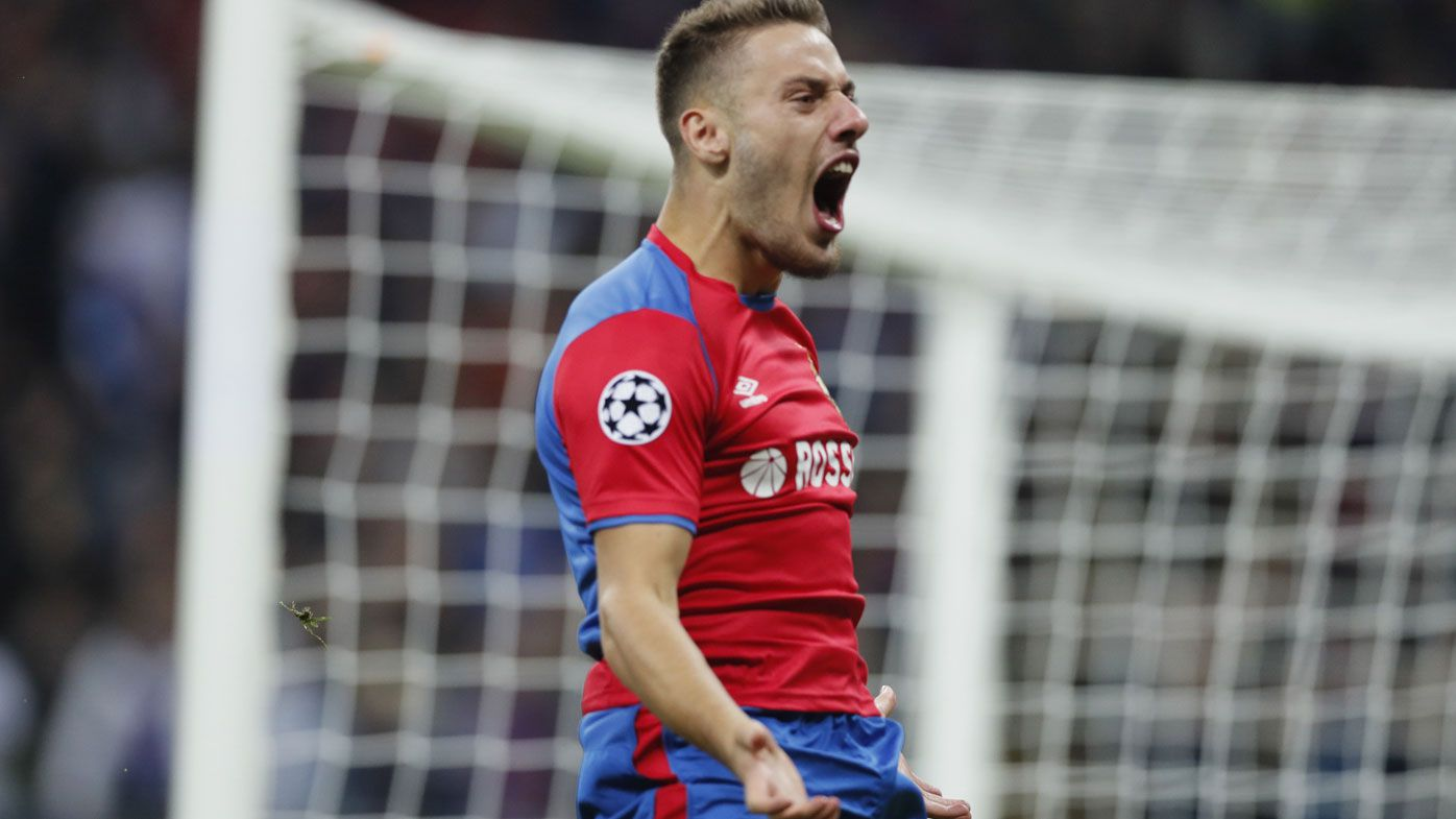 CSKA upset Real, Juventus march on in ECL