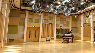 ABC Radio will record fewer concerts on Classic FM. Pictured, a piano in the Perth recording venue. (Supplied