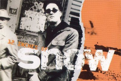 <b>Back in the 90s…</b> Canadian reggae musician Snow (real name Darrin O'Brien) must have been the only person on earth who knew what those jumbled lyrics were in the second line of 'Informer'. His 1992 hit single stayed at number one for seven weeks and inspired the hilariously-titled debut album '12 Inches of Snow'.