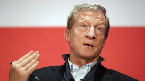 Tom Steyer made his fortune in hedge funds.