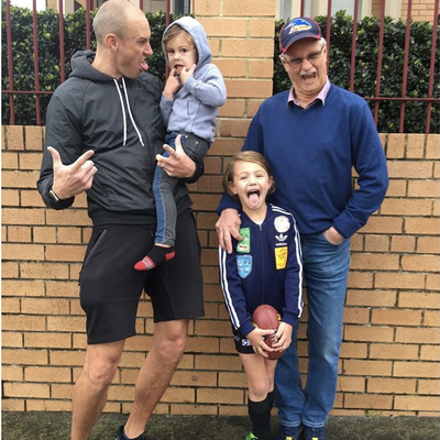 Father's Day 2020: Fitzy