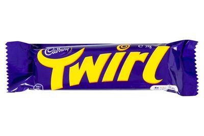 Twirl: 5.5 teaspoons of sugar