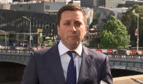 """Opposition Leader Matthew Guy said the party asked for Ms Klein's resignation """"within an hour"""" of finding out."""