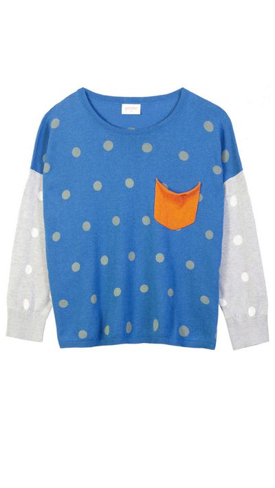 "<a _tmplitem=""20"" href=""http://www.gormanshop.com.au/splice-spot-jumper.html""> Splice Spot Jumper, $99, Gorman</a>"