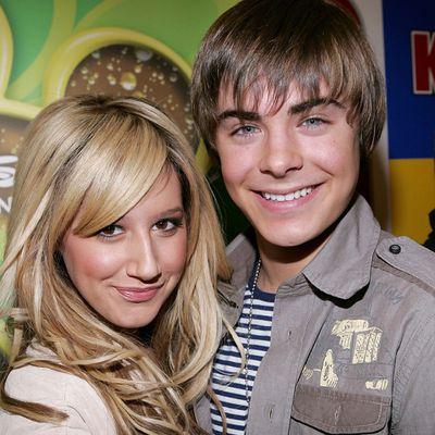 Ashley Tisdale: Then…