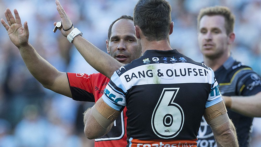 NRL news: Referees instructed to sin-bin players for tryline penalties