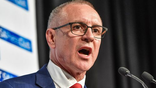 A $550 million dollar energy plan has been Mr Weatherill's response to high costs and unreliable supply. (AAP)