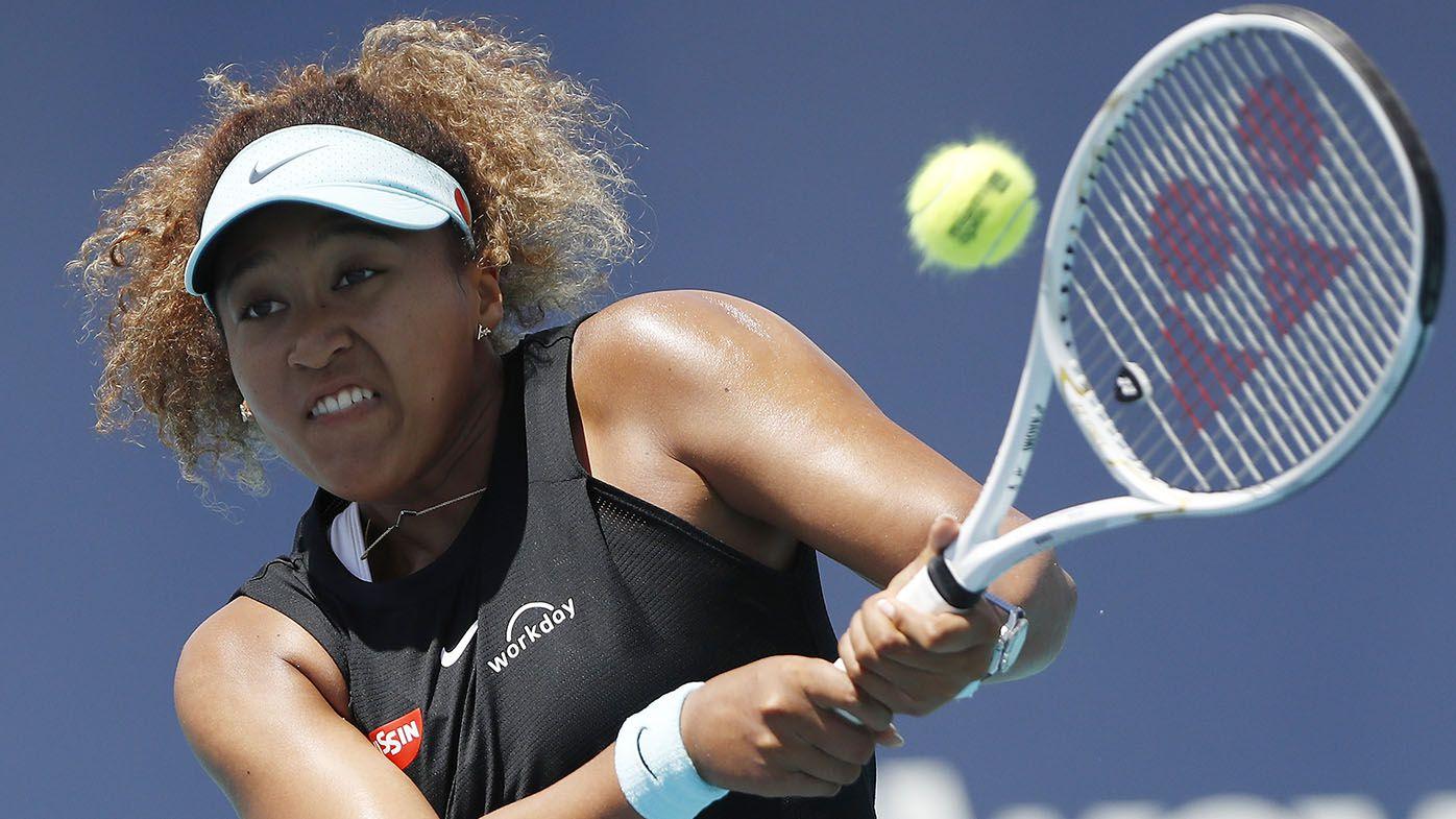 Naomi Osaka implodes at Miami Open, losing to Maria Sakkari amid No.1 ranking race