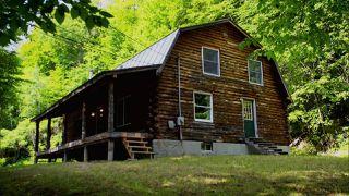 Green Mountains Weekend Cabin