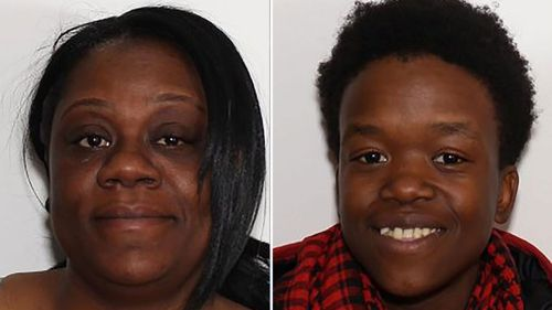 Undated photo of Shanta Myers, 36, and Brandi Mells, 22, were was found dead in Troy, N.Y. (Troy Police Department)
