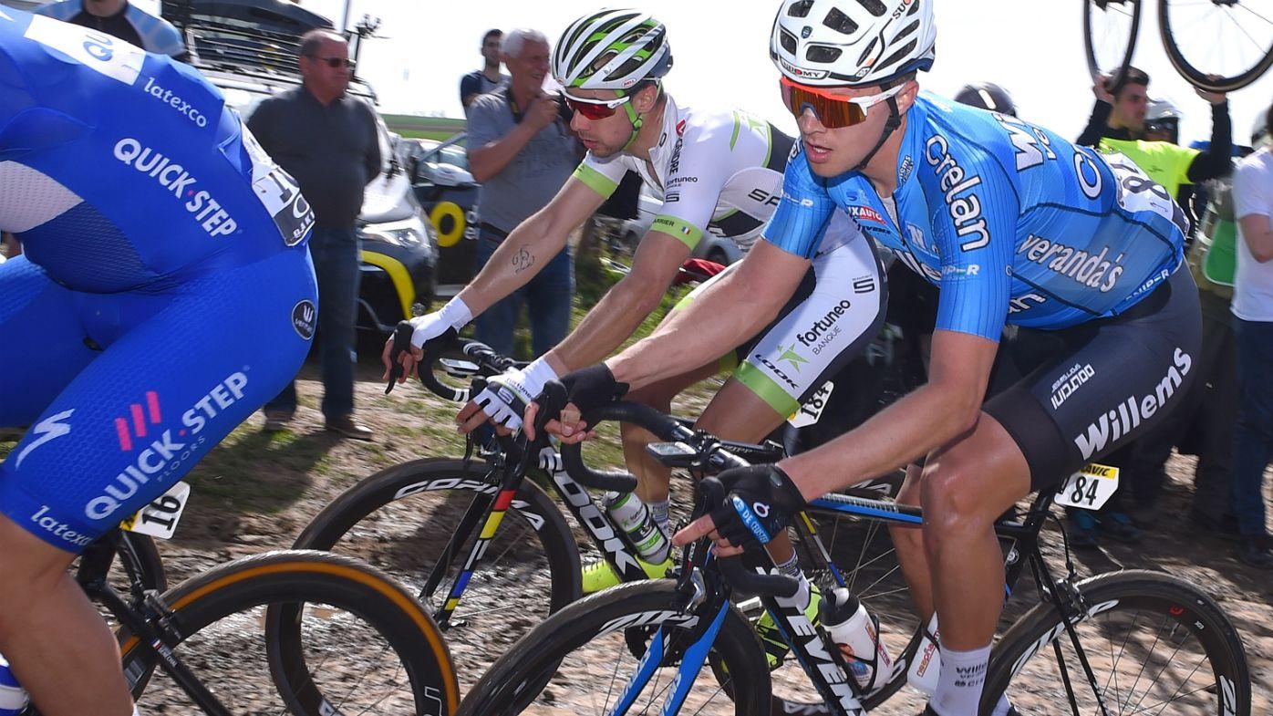 Michael Goolaerts dies after Paris-Roubaix crash