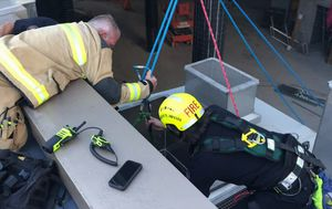 Man lucky to survive 'drunken fall' on Gold Coast Casino roof