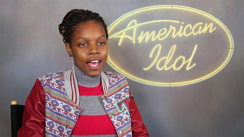 Ms Thompson ran her own dance group prior to joining Daniels Angels. (FremantleMedia North America/American Idol)