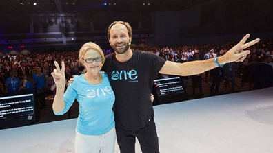 Kate Robertson and David Jones, co-founders of OYW.